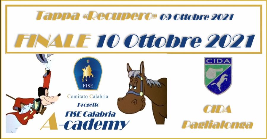 FINALE PROGETTO FISE CALABRIA A-CADEMY