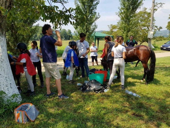 Campionato Regionale Endurance Pony 2018