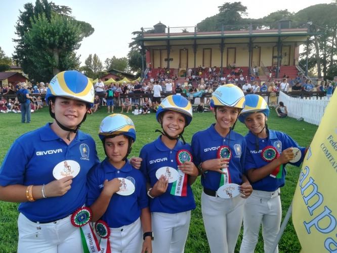 Ponyadi 2018 La Campania
