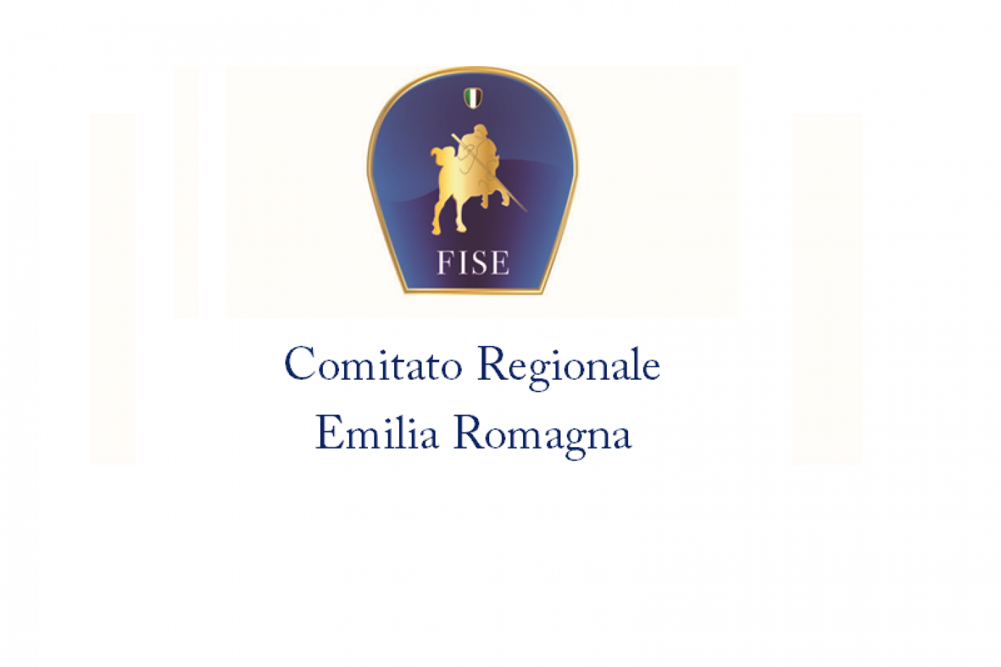 Fise Calendario Regionale.Federazione Italiana Sport Equestri Cr Emilia Romagna