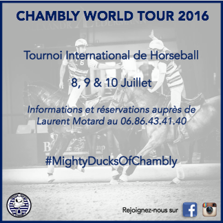 Chambly World Tour Horseball