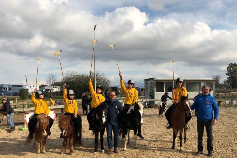 Fise Lazio Calendario.Federazione Italiana Sport Equestri Progetto Polo Pony