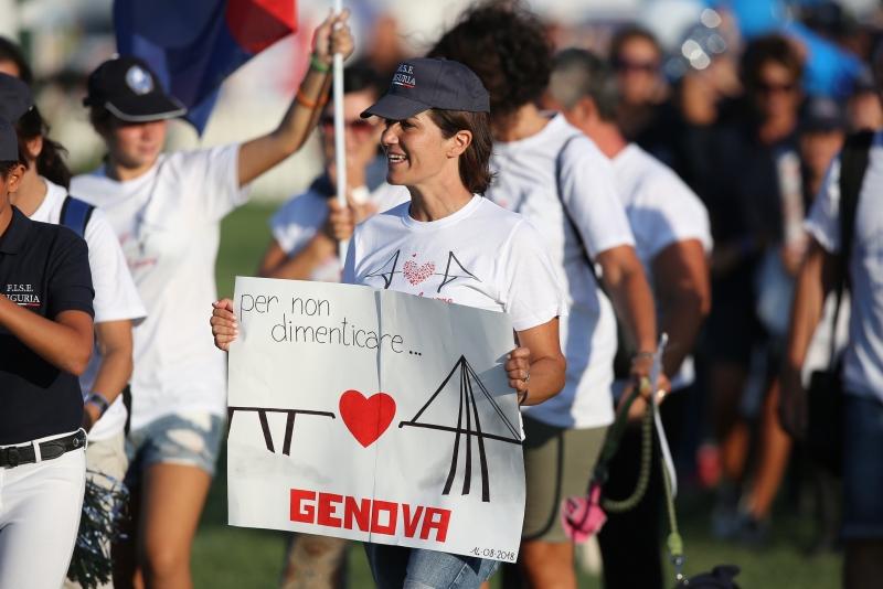 Cerimonia Ponyadi Genova