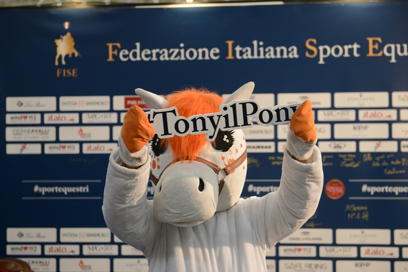 Tony Il Pony Indoor