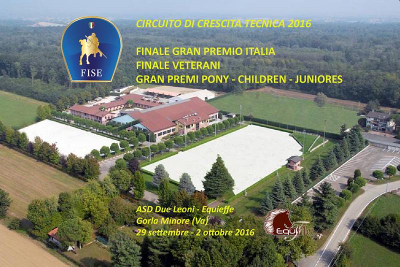 Gorla finale CCT 2016