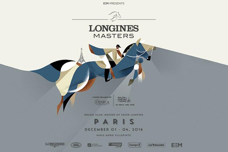 Parigi Longines Master