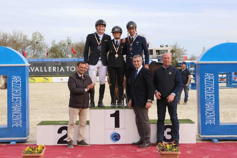 Federazione Italiana Sport Equestri Giulia Martinengo 232