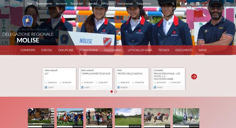 Federazione Italiana Sport Equestri   Comunicazione Fise 2.0