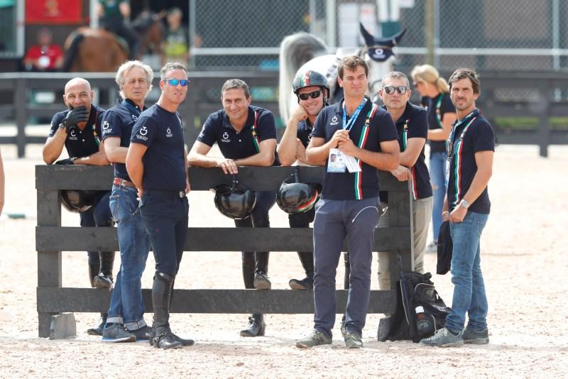 Team Italia CT Grasso