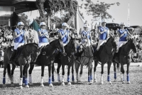1st FIHB Ladies World Cup squadra italiana Horse Ball M3