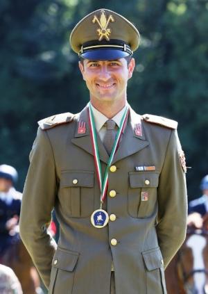 COMPLETO: Il Sergente Portale è anche Campione italiano interforze