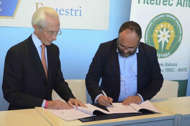 FISE/FITETREC-ANTE: Nasce la Confederazione Italiana Equestre
