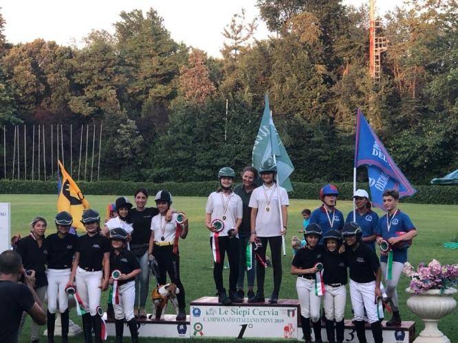 Campionati Italiani Pony Ludico - Cervia, 26/30 Giugno 2019
