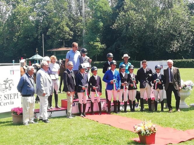 Trofeo Brevetti Esordienti