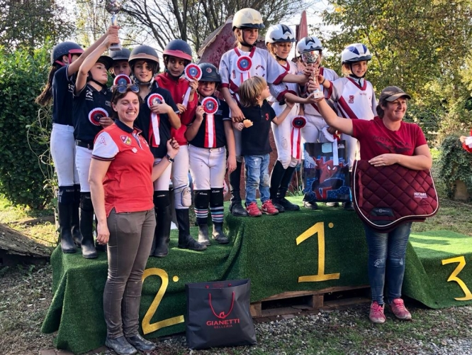 Trofeo Piemonte Horseball 2019