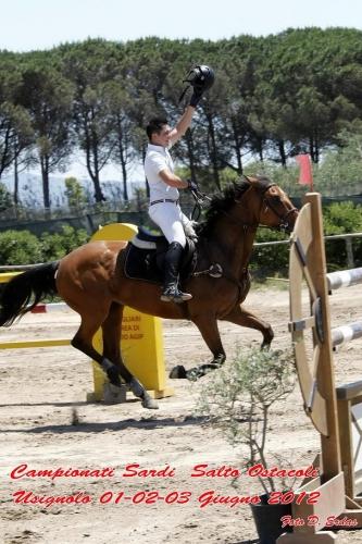Campionati Regionali Salto Ostacoli (01-03 giu 2012)