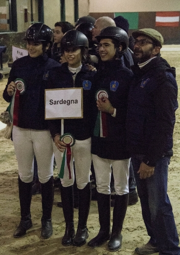 Coppa regioni dressage (28-29 nov 2015)