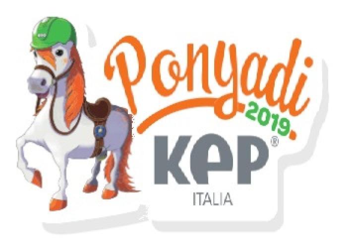 Ponyadi (Roma, 28-31 ago 2019)