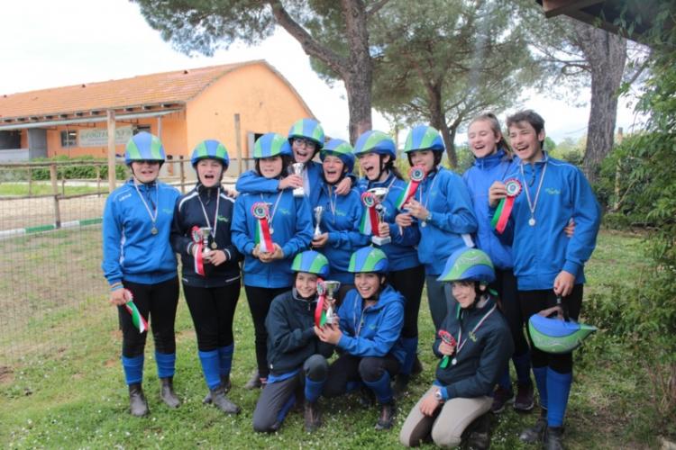 3^ tappa Campionato Toscano Endurance 2019